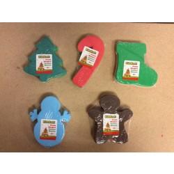 Christmas EVA Shapes ~ 20 per pack