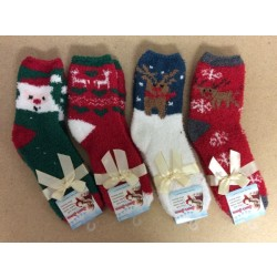Christmas Ladies Ultra Soft Ankle Socks