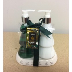Christmas Tree Soap & Lotion Dispensers