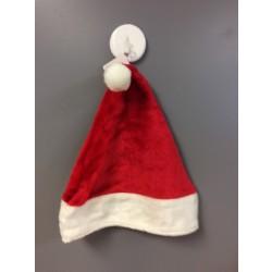 """Plush Santa Hat ~ 18""""L"""