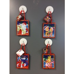 Small Christmas Gift Bags ~ Assorted Characters