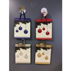 Medium Christmas Gift Bags ~ Ornaments