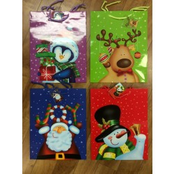 Large Christmas Gift Bags ~ Juvenille