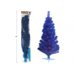 Christmas 3' Blue Mini Tree