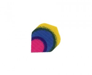 Nylon Long Life Flights ~ Rainbow