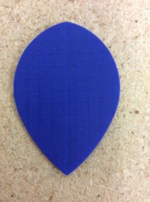 Nylon Long Life Flights ~ Blue Pear