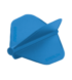 Winmau Stealth Flights ~ Blue Standard