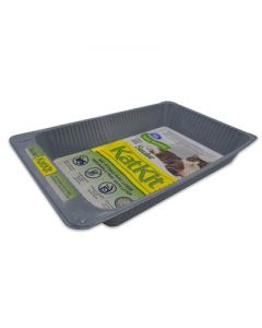 Disposable Litter Box with Scented Litter ~ Box of 10