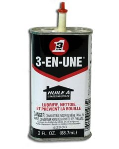 3-in-1 Household Oil ~ 3oz tin