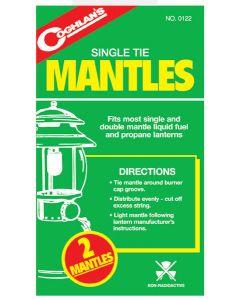 Coghlan's Single Tie Mantles ~ 2 per pack