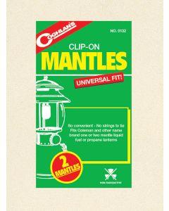 Coghlan's Clip-On Mantles ~ 2 per pack