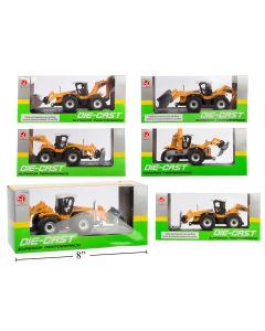 Die-Cast Construction Trucks