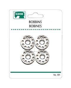 Metal Bobbins ~ 4 per pack