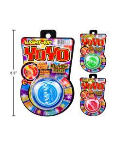 Light Up Yo-Yo with Flash Action