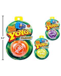 Classic Action Yo-Yo