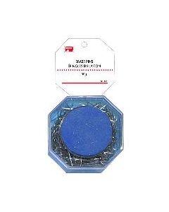 Ball Point Pins w/Blue Cushion Top Box