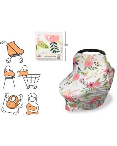 Tootsie Baby Multi-Use Cover ~ Floral
