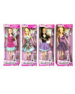 Fashion Doll ~ 4 assorted
