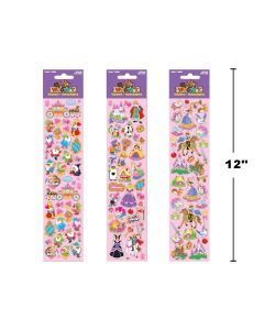 Woody's Micro Stickers ~ Fairy Tales