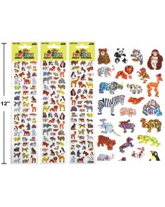 Woody's Micro Stickers ~ Cutie Animals