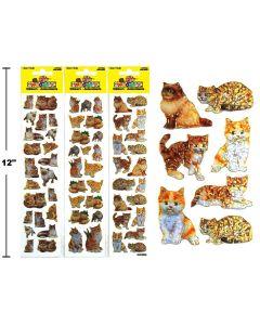 Woody's Micro Stickers ~ Kittens