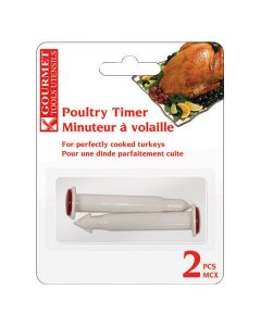 Poultry Timer Pop-Up ~ 2 per pack