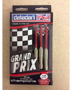 Grand Prix Nickel Silver Darts