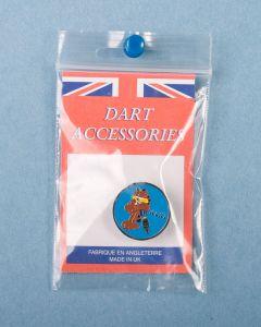Dart Pin ~ Garfield
