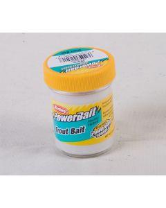 Berkley PowerBait Trout Bait ~ White