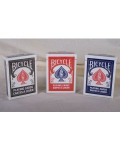 Bicycle Poker Playing Cards ~ Single Deck