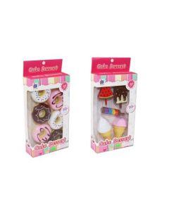 Ice Cream / Doughnut Food Play Set
