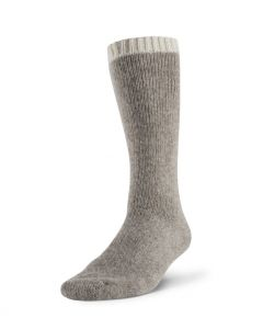 Iceberg Wool Outdoor Thermal Sock - Grey ~ Size Medium