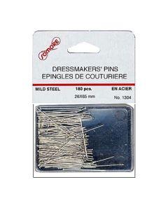 Dressmaker Pins ~ 180 pieces