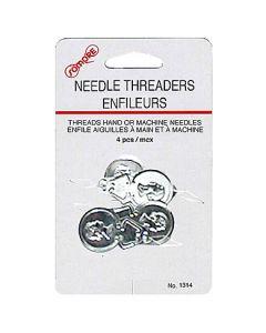 Metal Needle Threaders ~ 4 per pack
