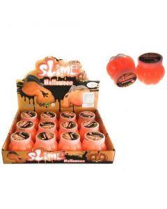 Halloween Pumpkin Slime ~ 12 per display