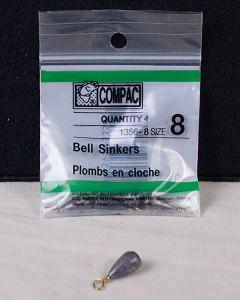 Compac Bell Sinkers