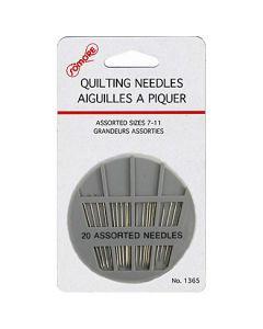 Quilting Needles ~ 20 per pack