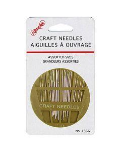 Craft Needles ~ assorted sizes