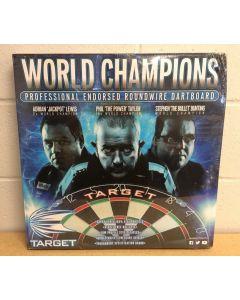 Target World Champion Dartboard