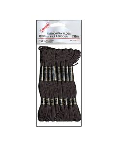 Embroidery Floss ~ Black Only