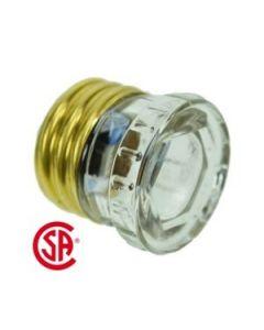 Glass Plug Fuse - 1 per pack ~ 15AMP