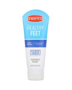 O'Keeffe's Healthy Feet - 3oz Tube ~ 12 per display