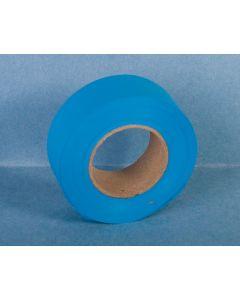 Trail Marker Tape {Flagging Tape} - Fluorescent Blue ~ 10 per sleeve