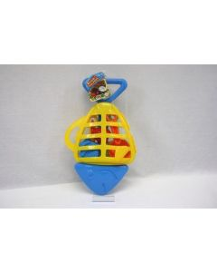Beach Sand Set in Fish Shaped Carrying Case ~ 6 piece set