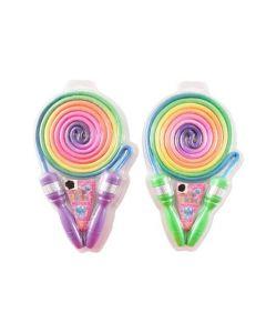 Rainbow Jump Rope ~ 7'