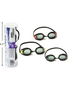 Hydro Swim Youth Goggles in PVC Tube