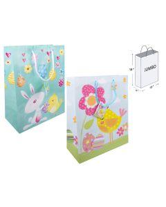 Easter Jumbo Gift Bags ~ 12 per pack