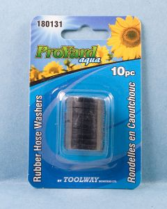 Garden Hose Washers {Rubber} ~ 10 per pack
