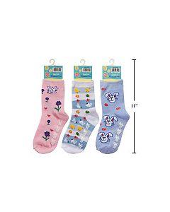 Kid's Easter Socks ~ Size 7-9