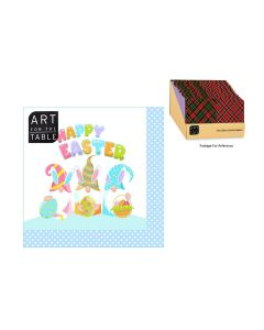 """Easter Paper Napkins - 13"""" x 13"""" - 2-Ply ~ 16 per pack"""